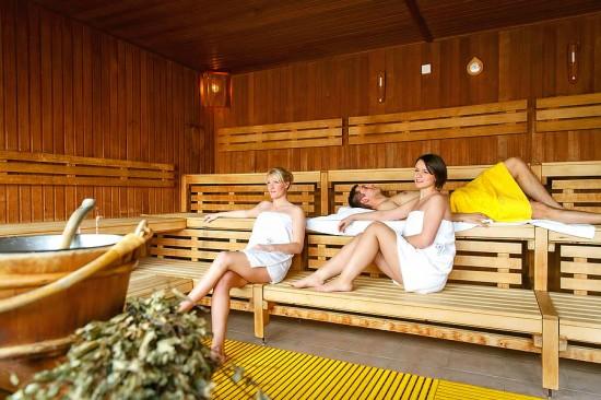 Sauna Silbertherme