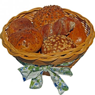 ofenfrische Brötchen Bäckerei Gründig